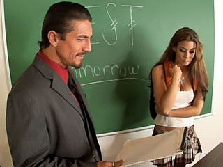 Mr Big dim unpractised cherry getting railed by incorrect teacher